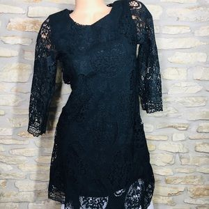 S Expected EE Lilac Clothing Little Black Dress